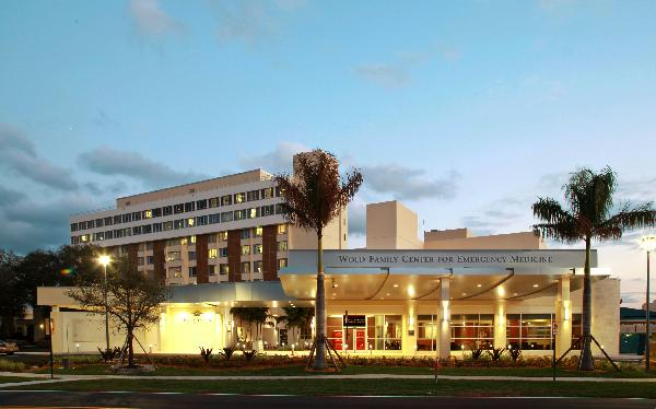 Wold family center for emergency medicine